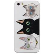 Чехол для iPhone 5/5s «Три кота»
