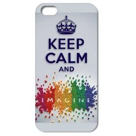 Чехол для iPhone 5/5s «Keep Calm»