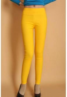 Жёлтые лосины